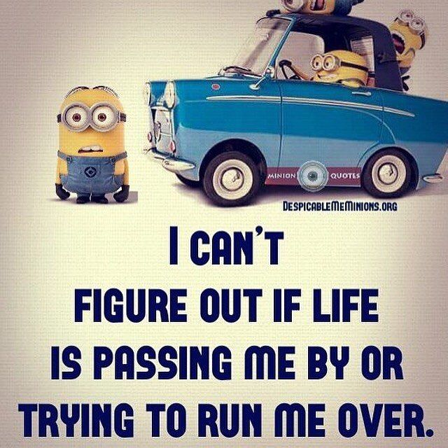 For Life Of Me I Cant Figure Out How >> I Can T Figure Out If Life Is Passing Me By Or Trying To Run Me Over