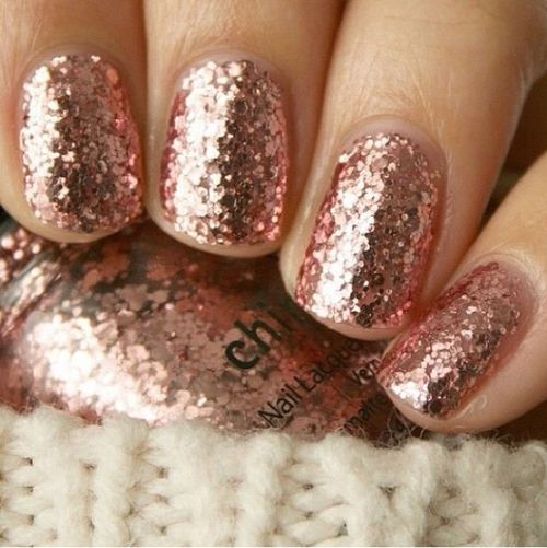 Copper nail art pictures photos and images for facebook tumblr copper nail art prinsesfo Choice Image