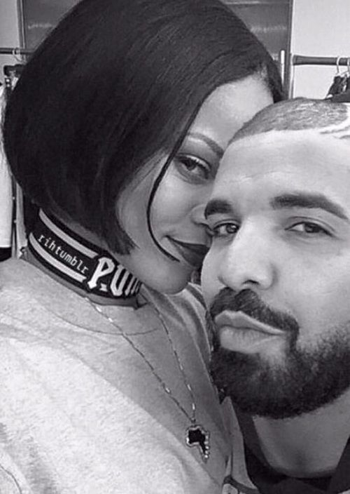 rihanna and drake pictures photos and images for facebook tumblr