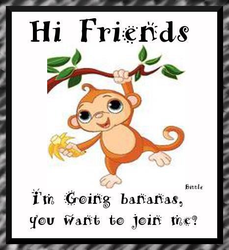 Hi Friends Im Going Bananas You Want To Join Me