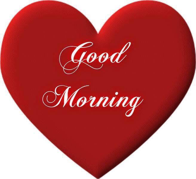 Good Morning Love Heart Images : Good morning heart pictures photos and images for