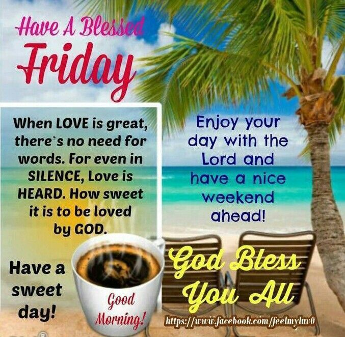 Happy Friday Enjoy Your Day With The Lord Pictures, Photos, and Images ...