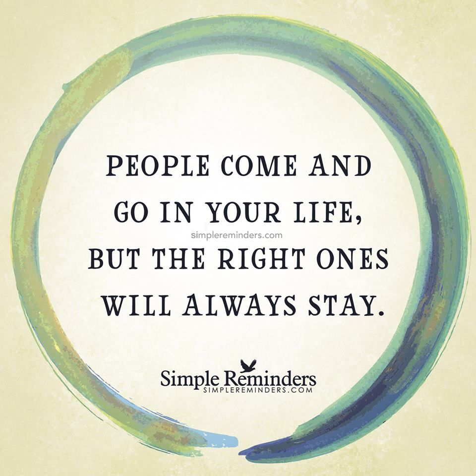 People Come And Go In Your Life Pictures, Photos, and Images ...