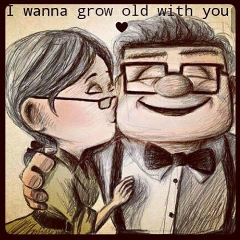 I Wanna Grow Old With You Pictures Photos And Images For