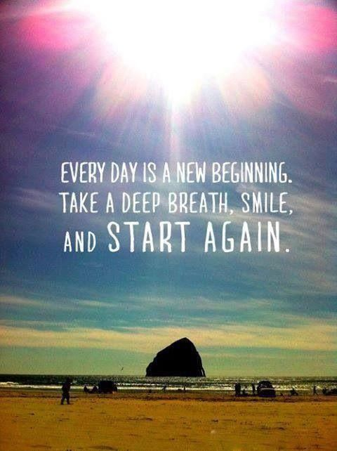 every day is a new beginning pictures photos and images for