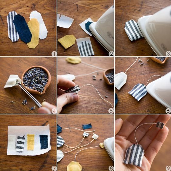 Diy Miniature Tea Bag Pictures Photos And Images For