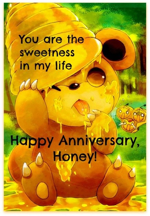 happy anniversary honey pictures photos and images for