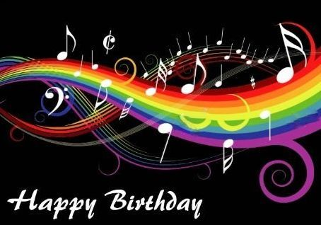 Musical Happy Birthday Pictures, Photos, and Images for Facebook ...