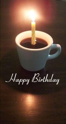 Happy Birthday Coffee Pictures Photos And Images For