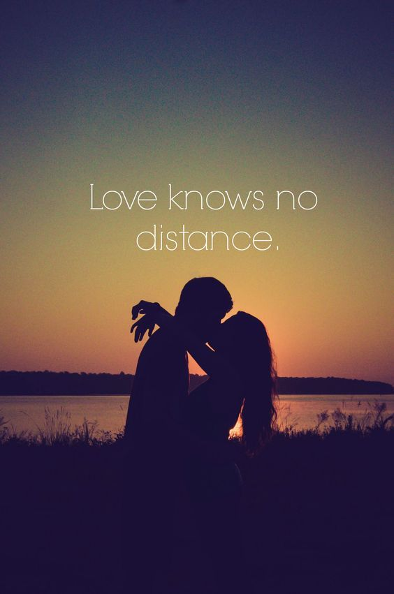 Love Knows No Distance Pictures, Photos, And Images For