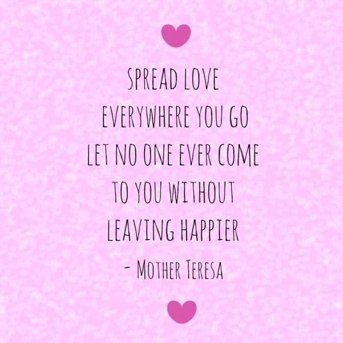 Spread Love Everywhere You Go Pictures, Photos, and Images ...