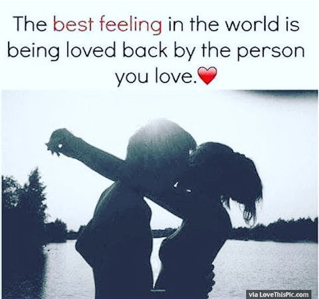 person you love