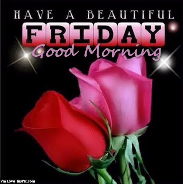 have a beautiful friday good morning beautiful quote