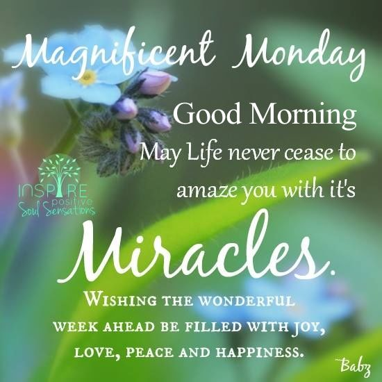 Magnificent Monday Pictures, Photos, And Images For Facebook, Tumblr,  Pinterest, And Twitter