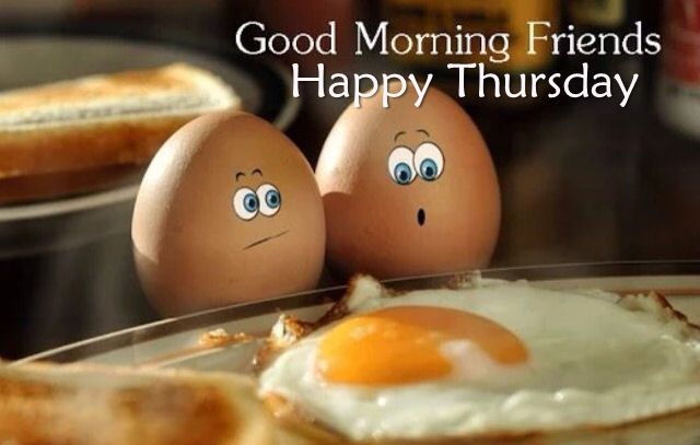 Funny Good Morning Thursday Quote