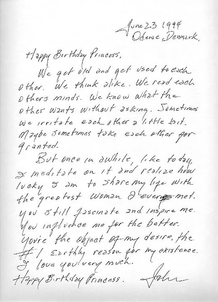 happy birthday letter to boyfriend tumblr birthday letter from johnny to june 1994 24997 | 242884 Birthday Love Letter From Johnny Cash To June 1994