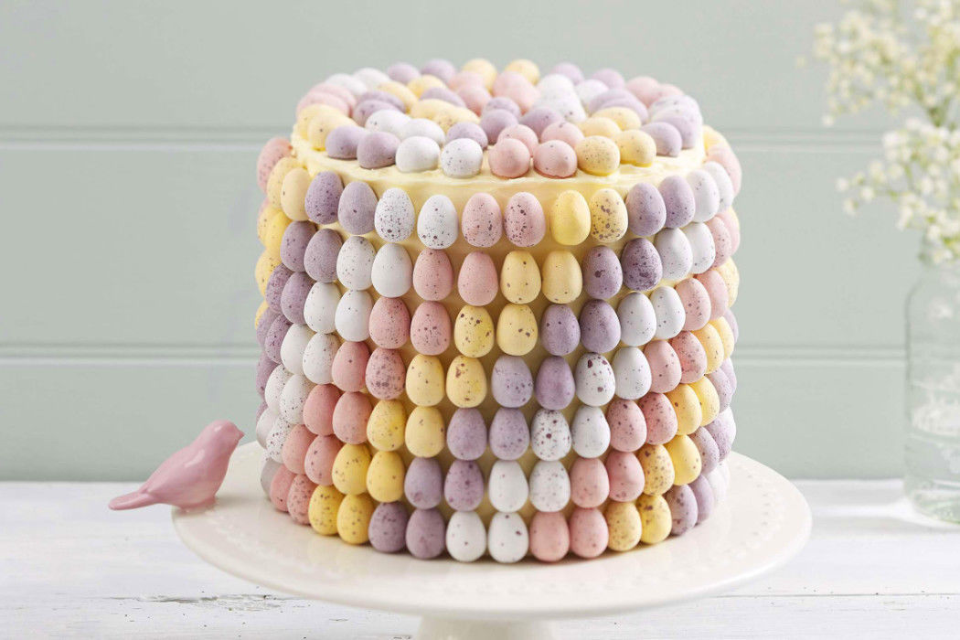 Mini Easter Egg Cake Pictures Photos And Images For Facebook