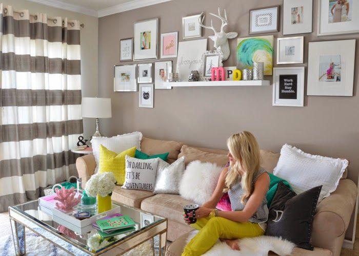 Bright Living Room Part 52