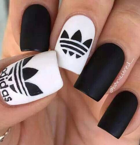 Adidas Nails Pictures, Photos, and Images for Facebook, Tumblr ...