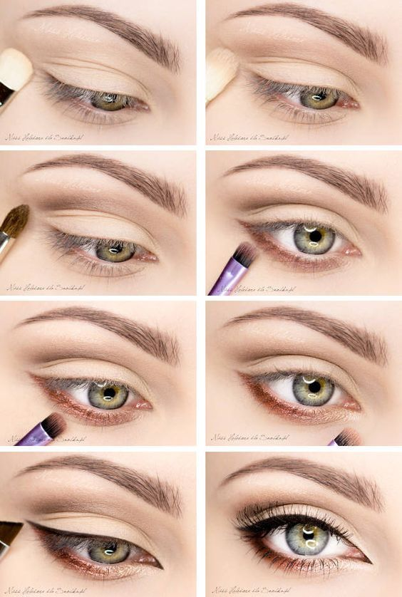 Easy Winged Eye Makeup Pictures Photos And Images For