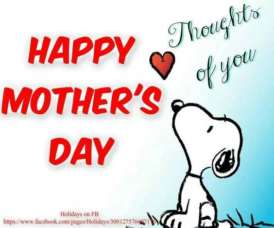 Snoopy Mother\'s Day Quote Pictures, Photos, and Images for ...