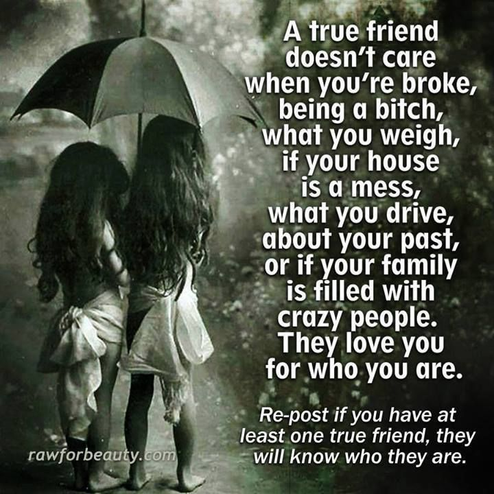 A True Friend Loves You For Who You Are Pictures, Photos