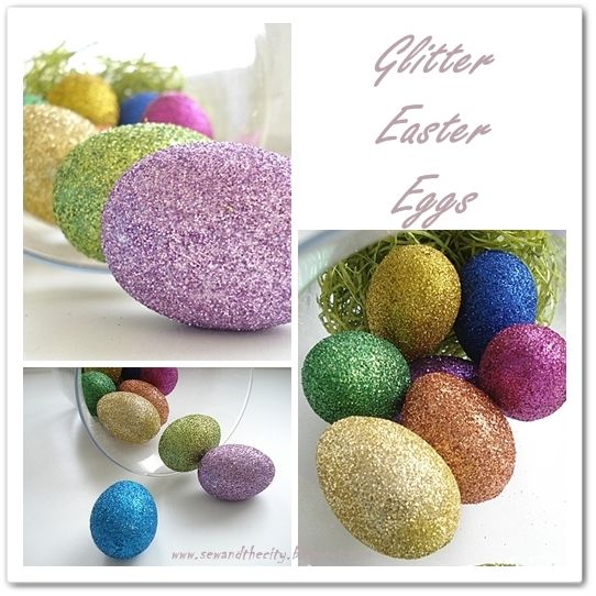 Glitter Easter Eggs Pictures, Photos, and Images for Facebook, Tumblr ...