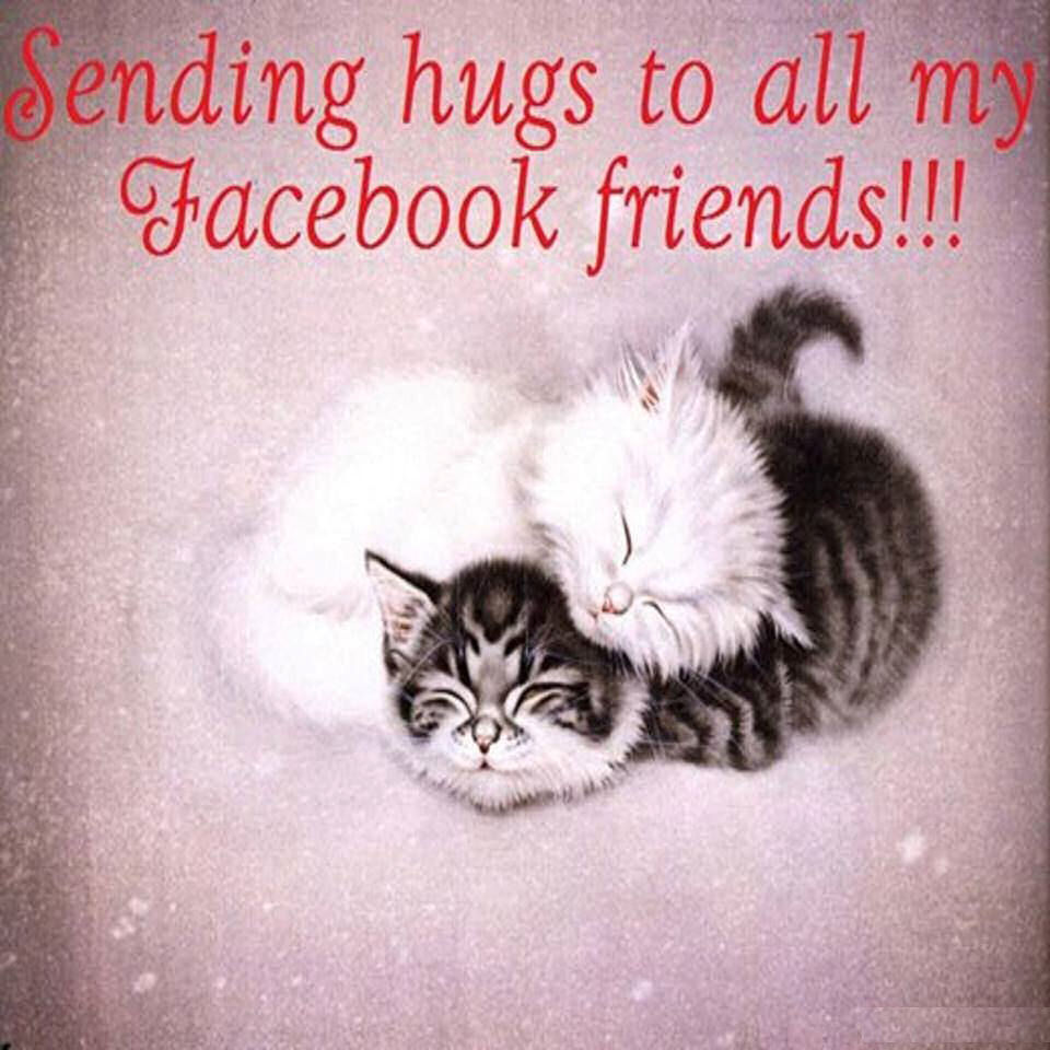 Pics Of Quotes About Friendship Sending Hugs To All My Facebook Friends Pictures Photos And