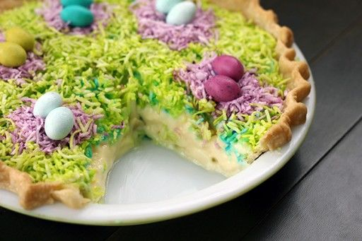 Coconut Custard Easter Pie Pictures, Photos, and Images for Facebook ...