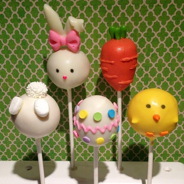 Easter Cake Decorations Pinterest : Easter Cake Pops Pictures, Photos, and Images for Facebook ...