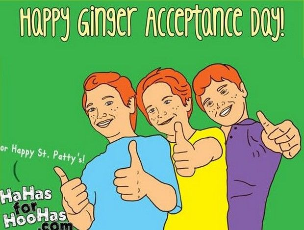 Happy Ginger Acceptance Day Pictures, Photos, and Images ...