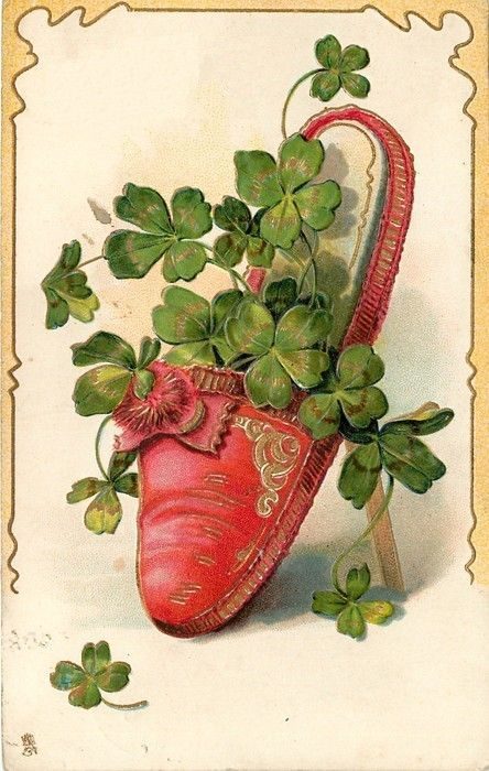 Vintage Clover Shoe Pictures, Photos, and Images for ... | 444 x 700 jpeg 73kB
