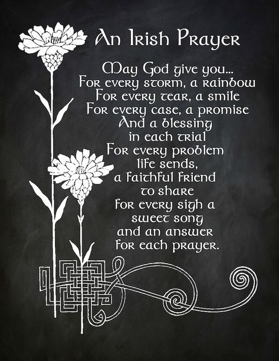 Mothers Death Quotes: An Irish Prayer Pictures, Photos, And Images For Facebook
