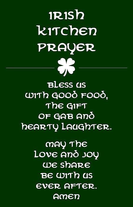 Celebrity irish travelers prayer