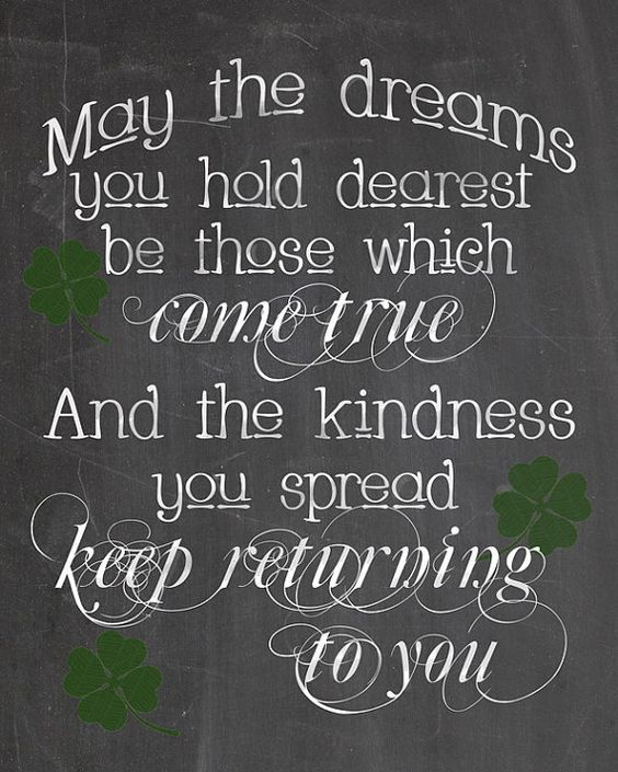 St Patrick's Day Printable Quote Pictures, Photos, And