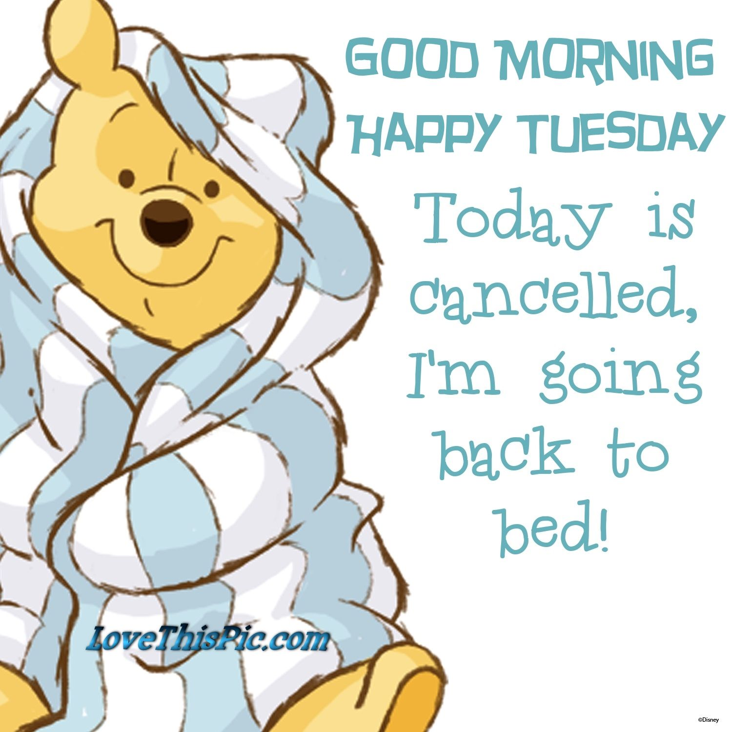 Disney Mothers Day Quotes: Good Morning Happy Tuesday Winnie The Pooh Pictures