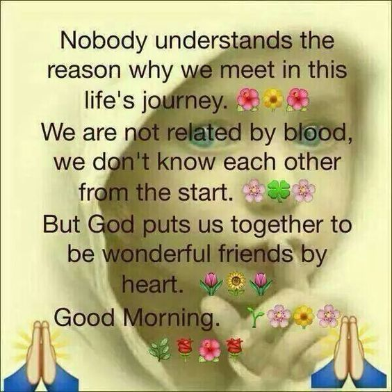 Superbe Inspirational Good Morning Quote About Friendship