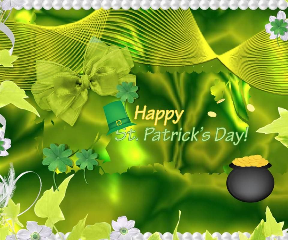 St Patrick Wallpaper: Happy St Patricks Day Pictures, Photos, And Images For