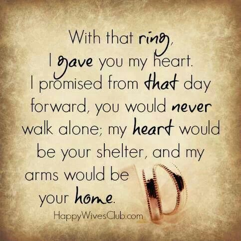 With That Ring I Gave You My Heart Pictures Photos and Images