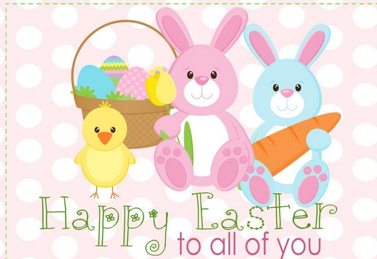 Image result for HAPPY EASTER FRIENDS