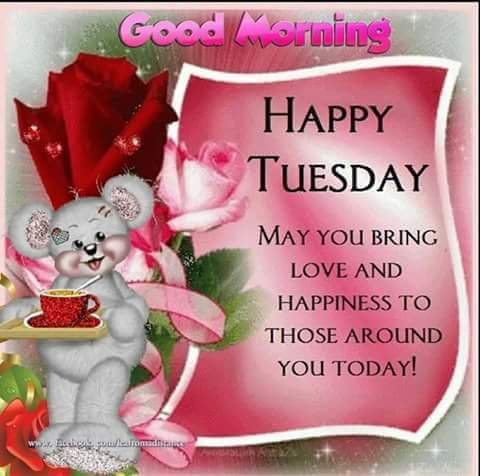 Looks - Morning Good tuesday love pictures video