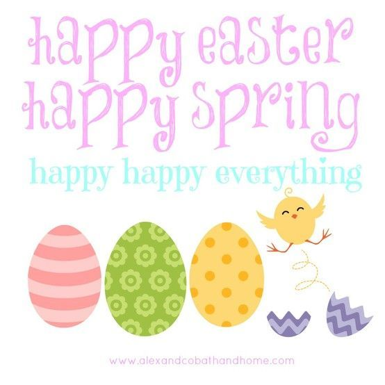 Happy Easter, Happy Spring Pictures, Photos, And Images