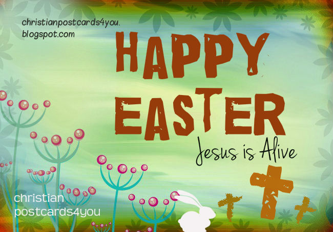 Happy Easter, Jesus Is Alive Pictures, Photos, And Images