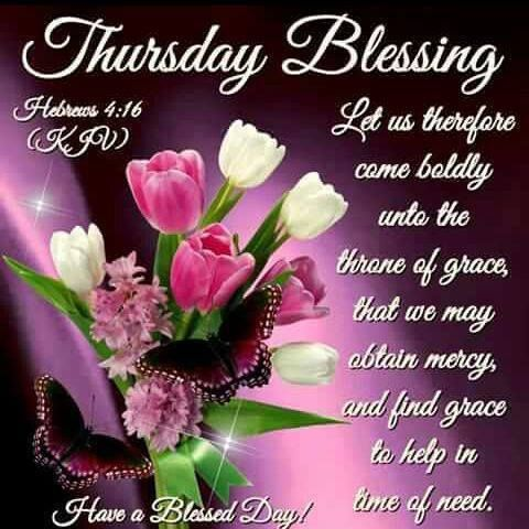 Religious Thursday Blessings Quote Pictures, Photos, and Images