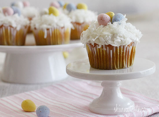 Skinny Coconut Cupcakes Pictures, Photos, and Images for Facebook ...
