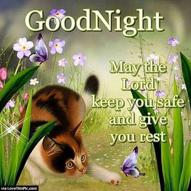 Goodnight May The Lord Bless You Pictures, Photos, and
