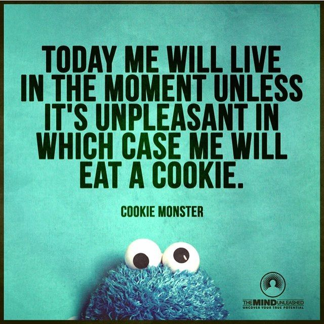 Good Quotes About Living In The Moment: Today Me Will Live In The Moment Unless It's Unpleasant In