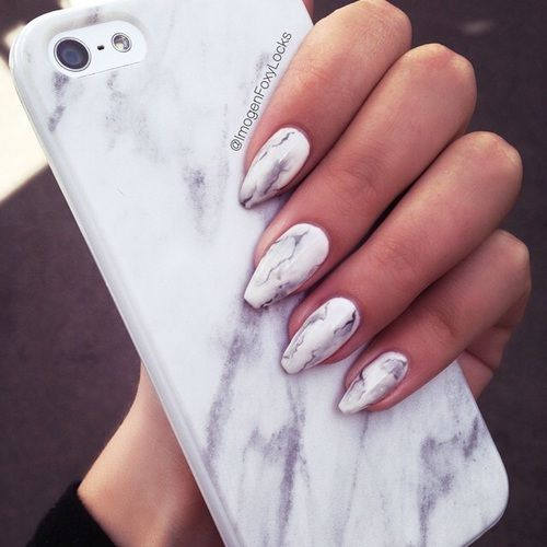 Marble Nails Pictures Photos And Images For Facebook