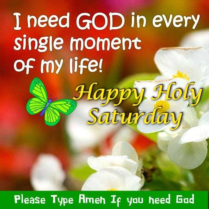 Single For The Holidays Quotes: Happy Holy Saturday Amen Pictures, Photos, And Images For