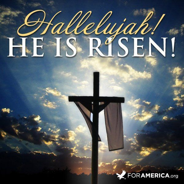 Hallelujah! He Is Risen! Pictures, Photos, and Images for ...